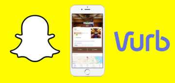 Snapchat in Talks to Acquire Vurb, a Search Startup
