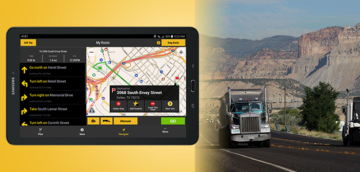 Tablet App One20, Fixing the Trucking Industry