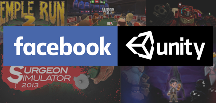 Facebook unites with game engine Unity