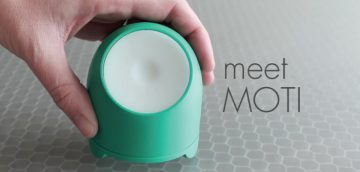 Say Hello to MOTI: Your Wellness Companion