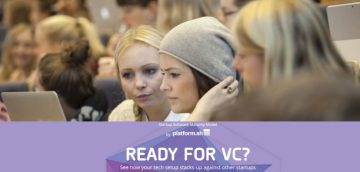"An online due diligence tool for startups ""ReadyFor.VC"""