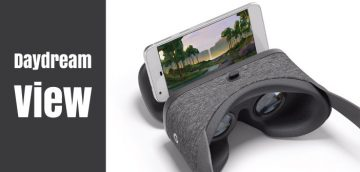 Google Showcases Its Latest Daydream View VR Headset