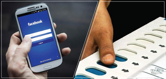 Election Commission of India teams up with Facebook to Register Votes