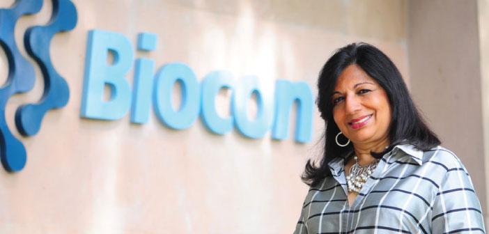 Story of Kiran Mazumdar Shaw