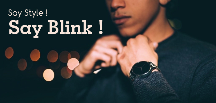 Meet Blink: India's very own Smart Wearable from Witworks