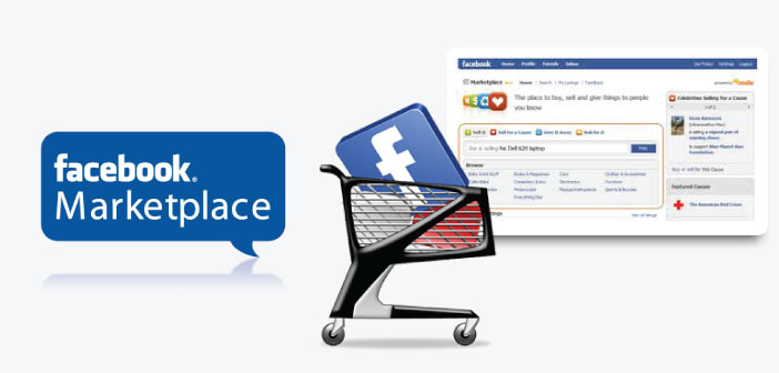 facebook marketplace enters social classified space. Black Bedroom Furniture Sets. Home Design Ideas