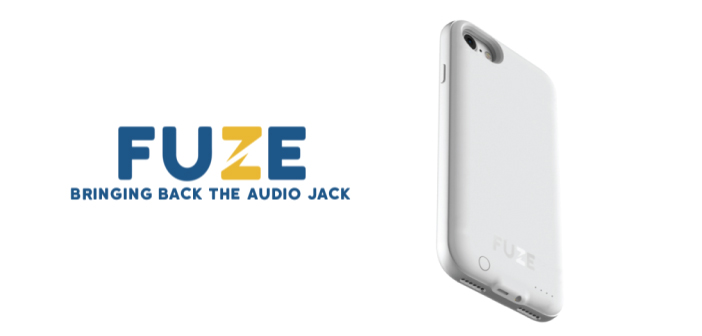 new concept 6b9a8 20c59 Fuze's iPhone case Brings Audio Jack Back to iPhone 7
