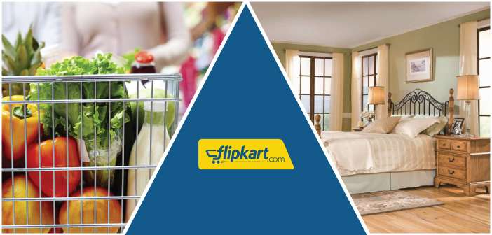 Flipkart To Experiment With Groceries & Renew Push In Furniture Too