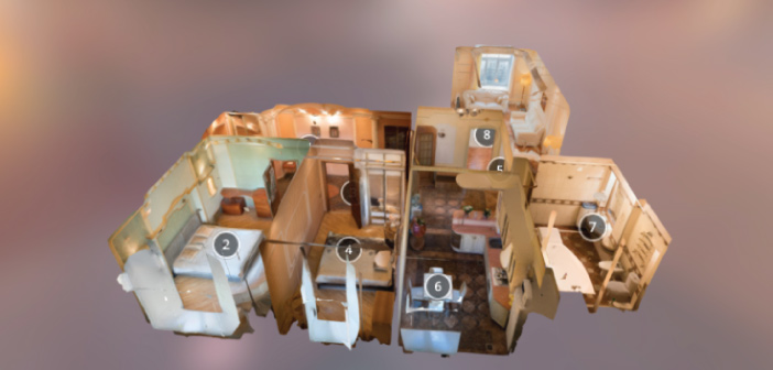 GeoCV Helps To View Your Apartment In 3D