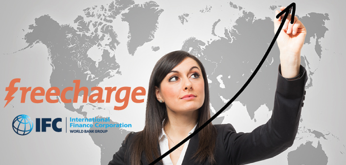 Freecharge Partners With International Finance Corporation