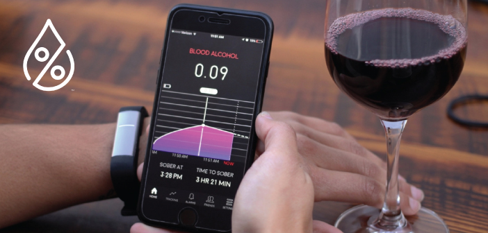 Now A Wristband Will Track Your Blood Alcohol Content