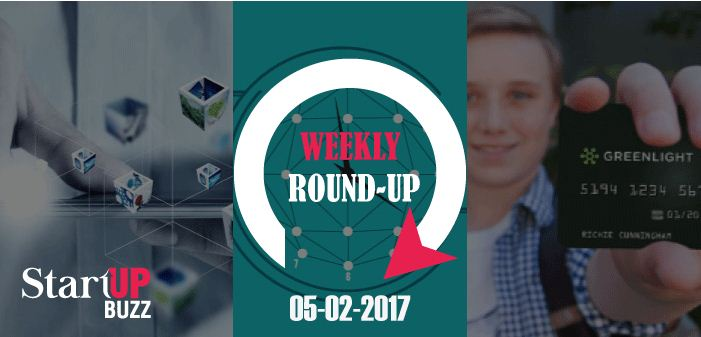 Startup-buzz weekly roundup