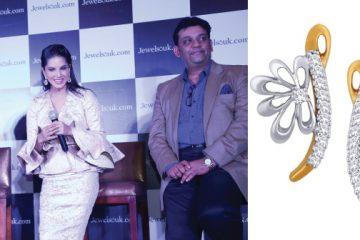 Sunny Leone Becomes The New Brand Ambassador Of Jewelsouk.Com