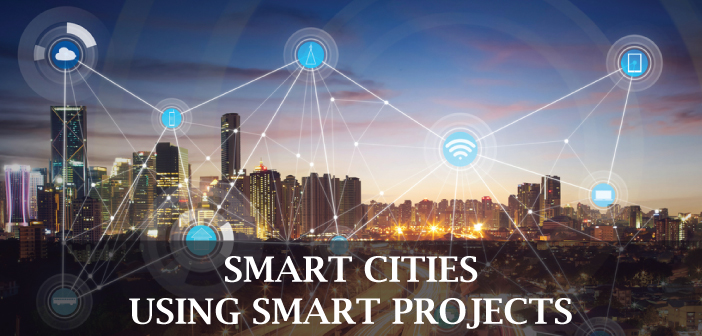 Smart & Innovative Projects For Smart Cities