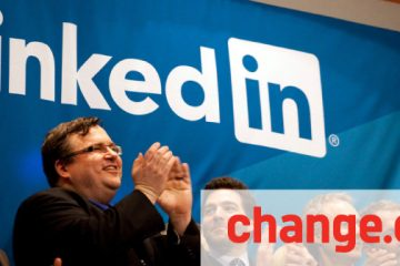 Change.Org Grabs Big Investment From LinkedIn Founder, Reid Hoffman