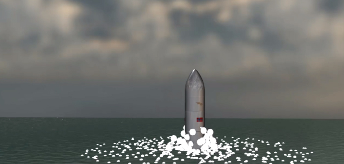 From the Sea to the Space – Ripple Aerospace reveals a new way to travel to space.