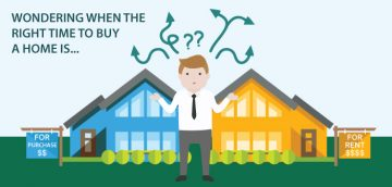 Should Young Millennials Rent Or Buy A Home?