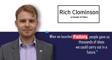 In Conversation with Rich Clominson, co-founder of Failory.
