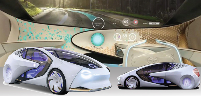 Toyota's Newfangled Car -That Talks To You