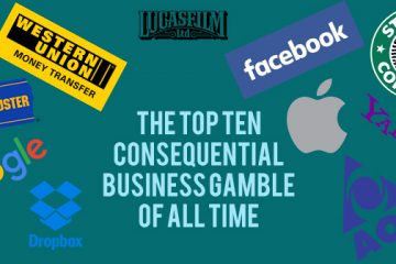 What Are The Top Ten Consequential Business Gamble?
