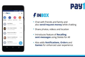 Paytm Will Now Have Inbox Payment Features Via Chat